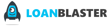 Loanblaster Compare Business Loans Logo